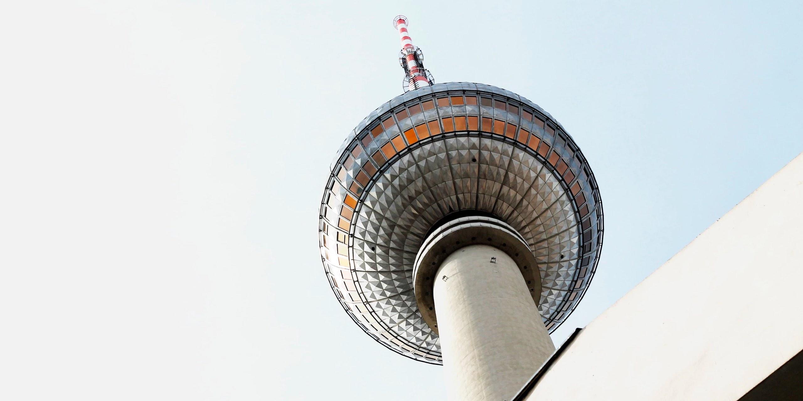 Fernsehturm – Berlin